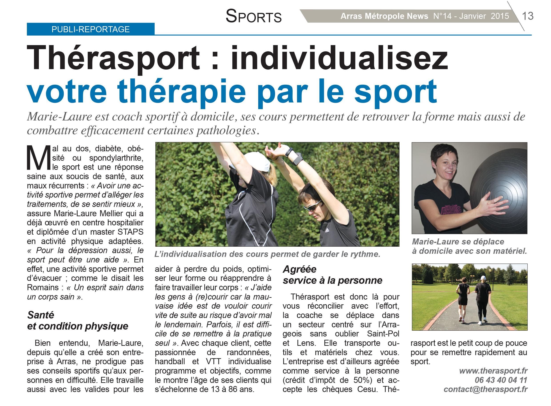 Arras Métropole News - n° 14.indd